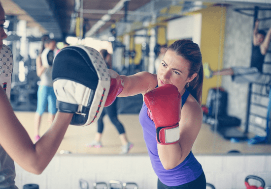 UBox & UHiiT Fitness for Ladies