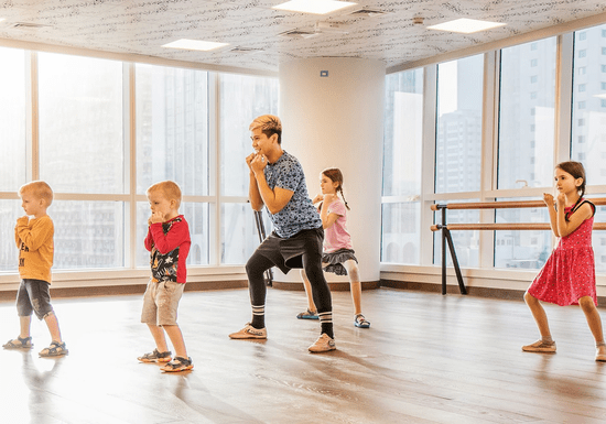 Hip-Hop Dance for Kids - Ages: 4-7