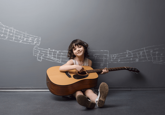 Guitar for Kids - Ages: 5-10
