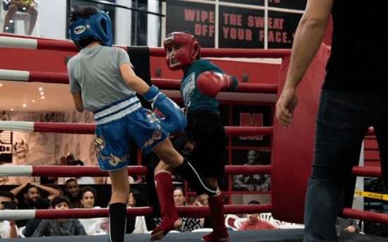 Muay Thai Training for Kids - Ages: 6-10