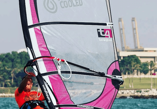 Try Out Windsurfing
