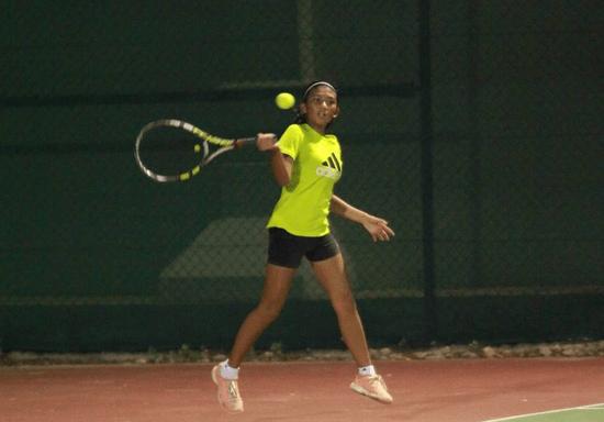Private Tennis Coaching - Ages: 4+ (Al Qusais)