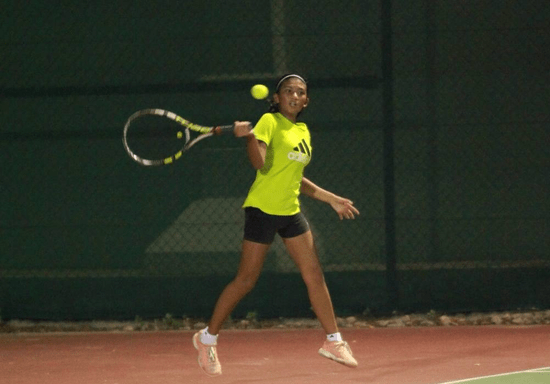 Private Tennis Coaching (4+)