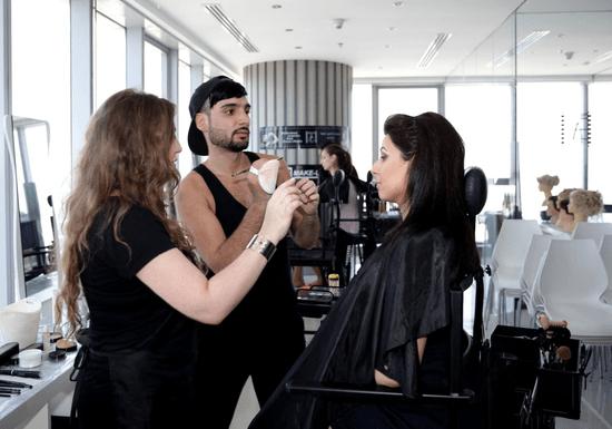 High Fashion Make-Up Course