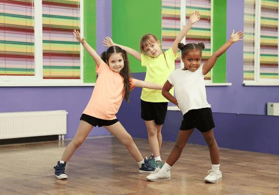Hip-Hop Dance for Kids - Ages: 6-10
