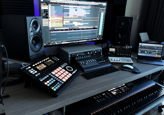 Music Production with DJ Tom Noize