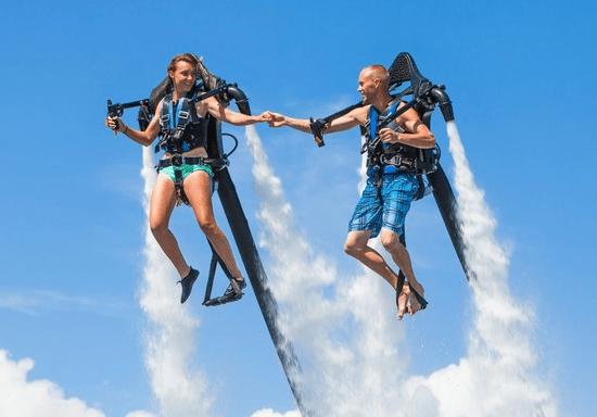 Water Jetpack Experience