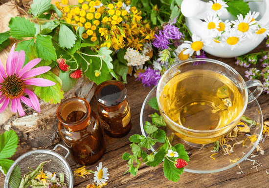 Make Your Own Herbal Remedy