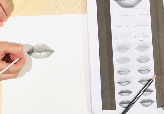 Private Pencil Drawing Course