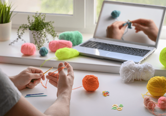 Online Class: Learn Crochet with Kimmi