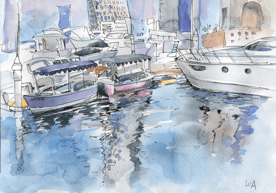 Watercolor Sketching for Beginners