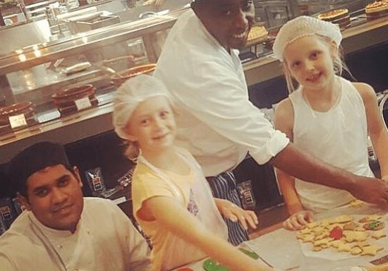 Kids Masterclass: Savoury Pizza - Ages: 4-12 (Al Raha)