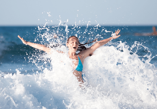 Learn to Swim in the Sea: Private Lessons with Alisa