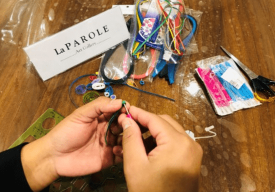 Quilling Group Class for Ladies