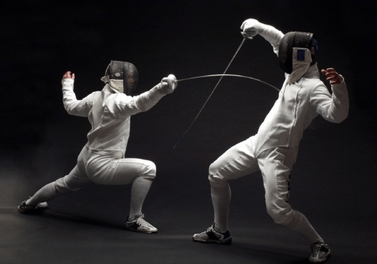 At-Home Olympic Fencing - Private Training