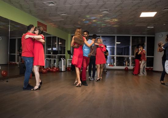 Kizomba Beats Dance Class