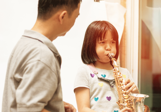 Saxophone Classes for Kids & Teens - Ages: 5-16