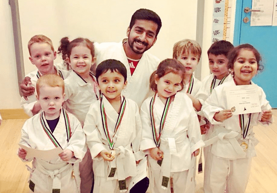 Online Class: Karate for Kids - Ages: 4-7