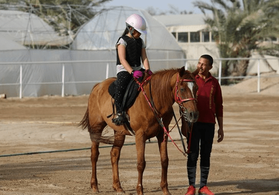 Horse Riding Lessons for Kids - Ages: 5-17