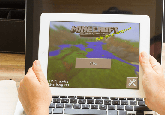 Minecraft Game Design for Kids - Ages: 9+