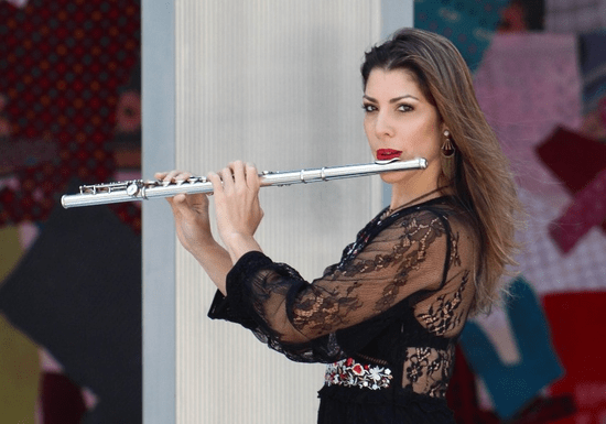 Learn the Flute with Ludys Hernandez (At-Home Lessons)
