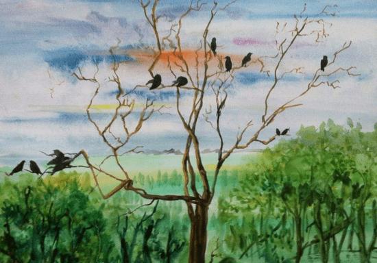 Art Classes: Sketch & Paint with Pragya