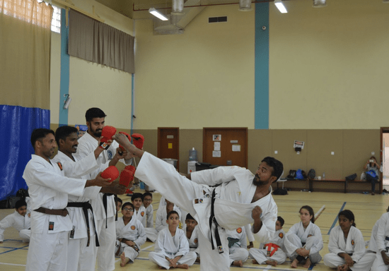 Learn Karate (Khalidiyah)
