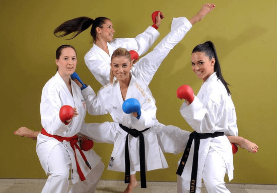Ladies Karate & Kickboxing Classes (Al Danah)