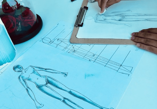 Online Class: Learn Figure Drawing & Color Trends in Fashion