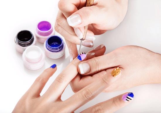 Gel Nail Art for Beginners