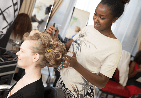 2 in 1 Make-Up & Hair Styling Course