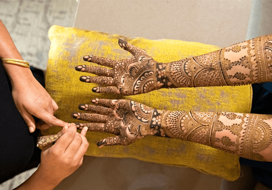 Advanced Henna Application Course (Al Barsha)