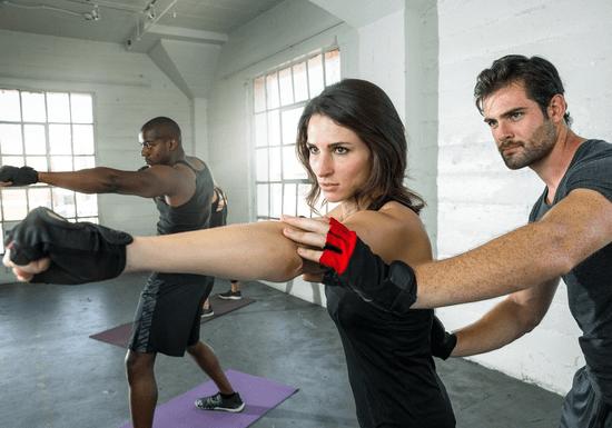 Mixed Martial Arts Training Classes