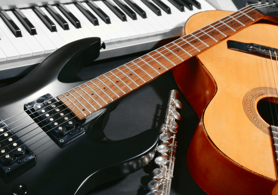 Online Class: Learn Guitar or Keyboard with Dane