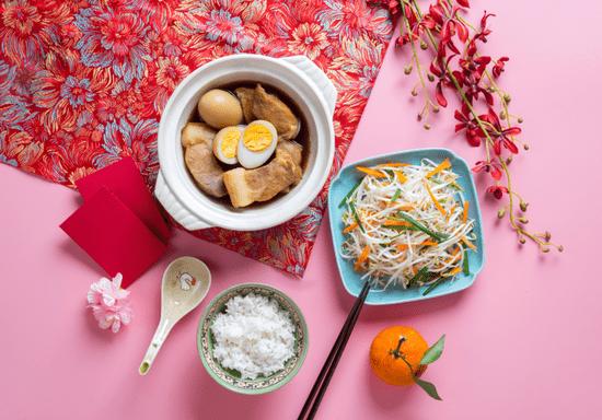 Online Class: Cooking for Vietnamese Lunar New Year (Tết Nguyên Đán)