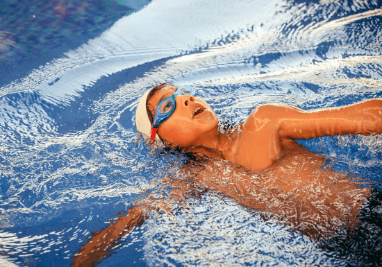 Private Swimming for Kids & Teens with Female Instructor - Ages: 4-17 (DWTC)