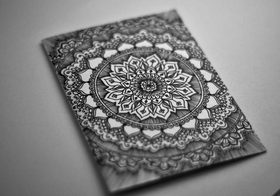 Mandala & Mindfulness Art Class
