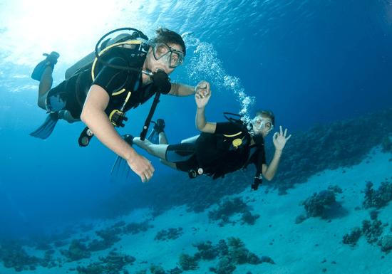 PADI Open Water Diving