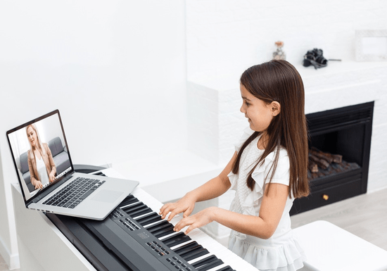 Online Class: Piano/Keyboard Classes with Noemi