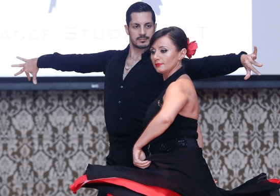 Learn 1-of-9 Ballroom Dancing Styles (Private)