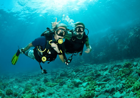 Experience Scuba Diving in Dubai