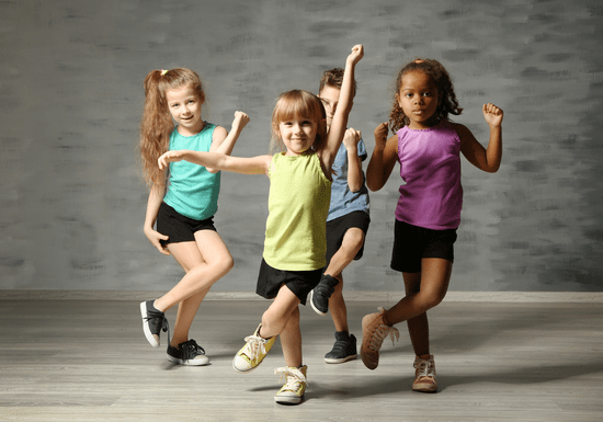 Hip Hop Dance for Girls - Ages: 6-9