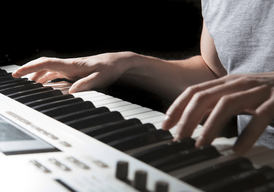 Online Class: Keyboard Lessons with Rizwan