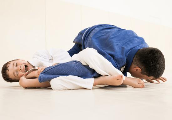 Brazilian Jiu-Jitsu for Kids - Ages: 4-16