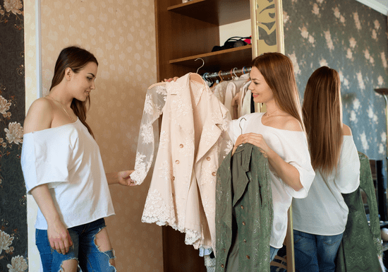Personal Shopping with a Stylist