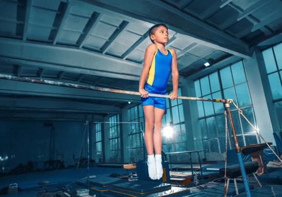 Group Gymnastics Class for Kids - Ages: 7-15