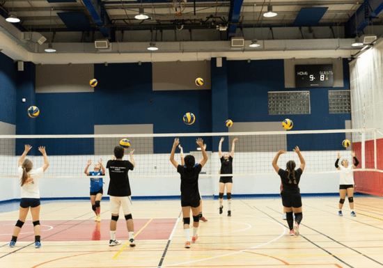 Volleyball Classes for Teens - Ages: 14-18 (Al Safa)