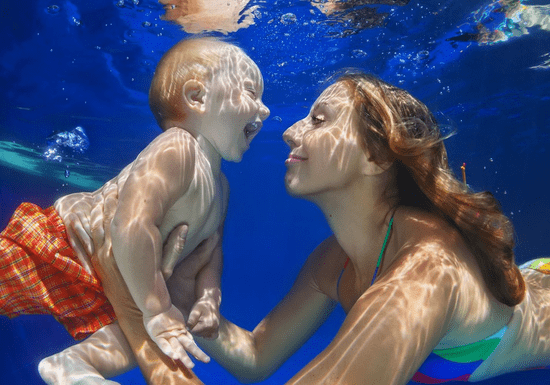 Little Swimmers: Swimming Lessons for Ages: 2.5-3.5 (Jumeirah Islands)