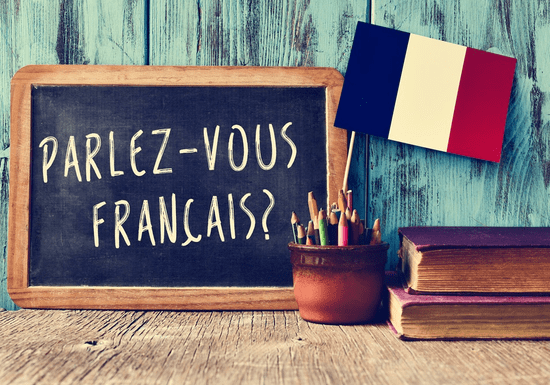 Private French Lessons (Native Teacher)