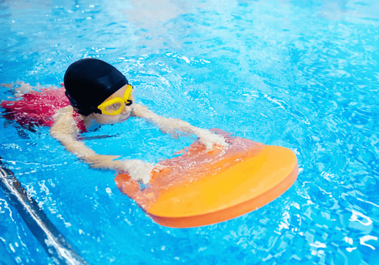 At-Home Swimming Classes for Kids with Ramadan - Ages: 4-12